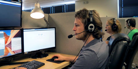 We only hire the best technicians to offer premium remote support.